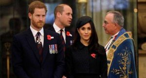 Pangeran Harry-Markle Bergelar Duke dan Duchess of Sussex 0