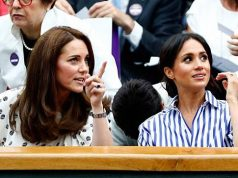 Kate Middleton & Meghan Markle Kelahi